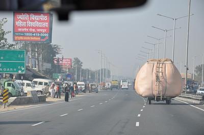 2013 Jaipur to Jodhpur 6th January