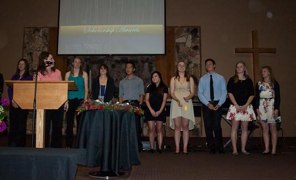 2015 Lassen High Senior Awards Night