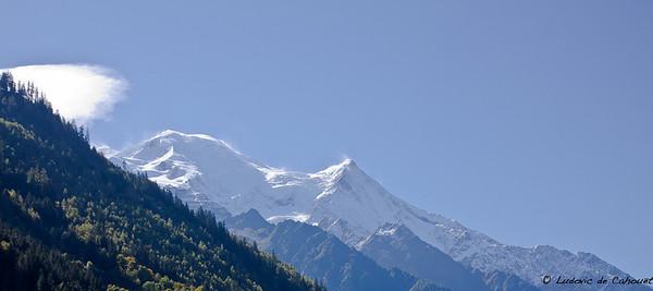 Aiguille du Midi - Mont Blanc - Chamonix - Haute Savoie - France