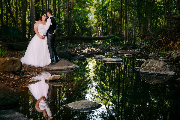 Kirsten&Warwick: Cedar Creek Lodges