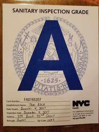2017-12-04 A Grade