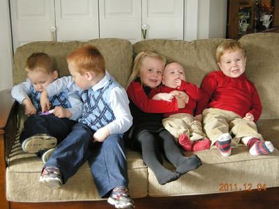 Grandchildren Dec2011