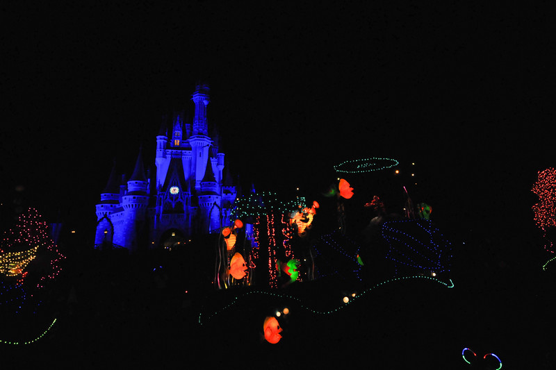 Spectromagic Parade