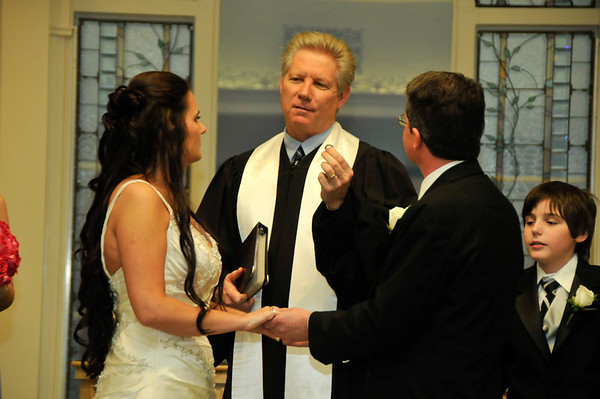 Marriage Vows, Special Reading and Ring Vows