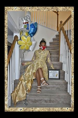 Miss DuBeeDoo Graduates Middle School