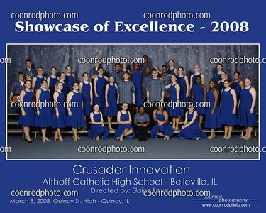 2008 Showcase of Excellence