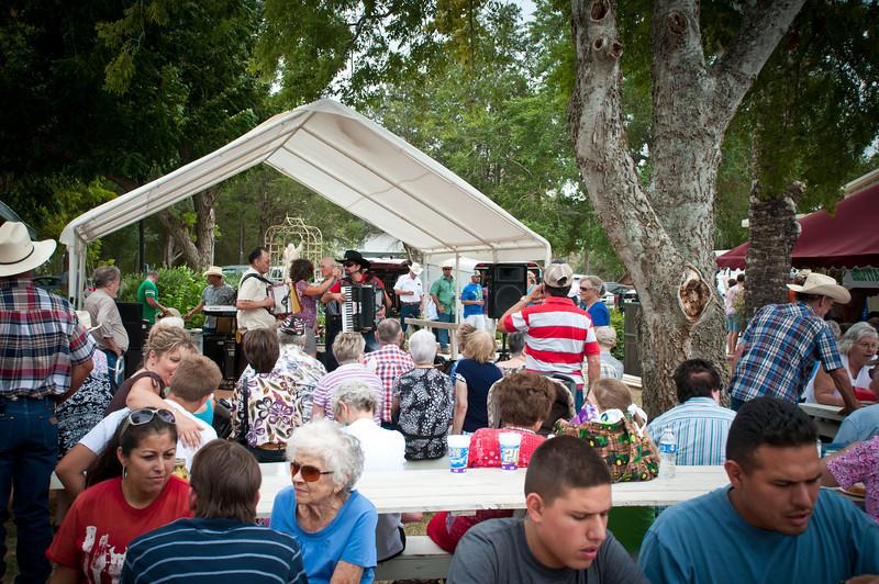 Chris Rybak Band At St. Mary In Plantersville