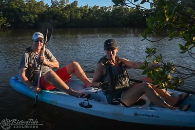 Sunset Kayak Tour - Schulze