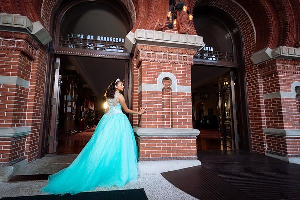 Jasmine's Dress