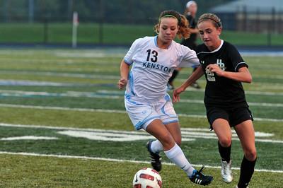 KHS vs. Hathaway Brown (9/4/2012)