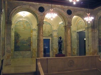 Museum in October