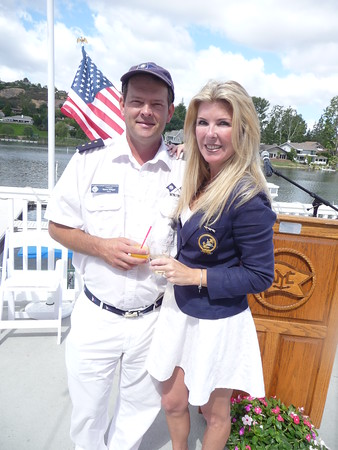 Westlake Yacht Club Opening Day 2016
