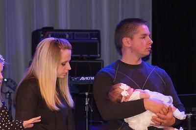 120113 Baby Dedication