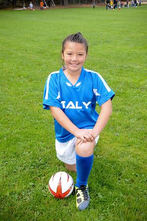 Girls Team Sweden