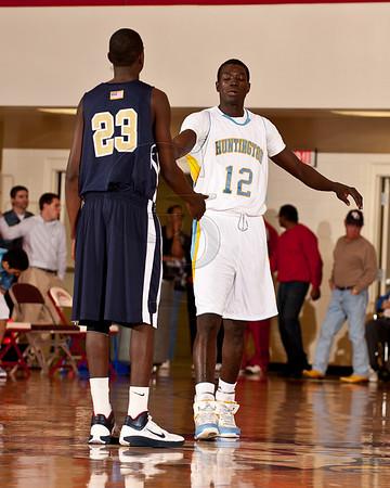 Second Baptist (TX) vs. Huntington Prep (WV) - High School Basketball