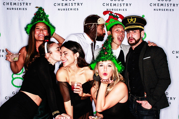 Good Chemistry Holiday Party 2019