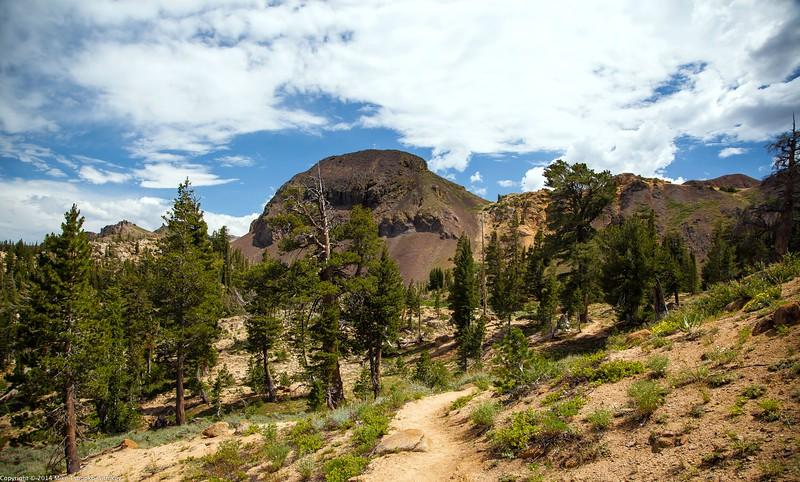 Ebbets Peak