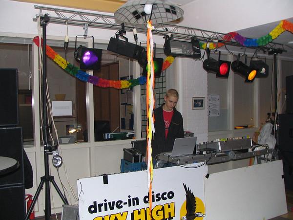 20060113 Feestvond De Patio Rotterdam