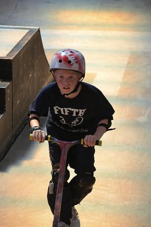 Revolution Skatepark and Climbing