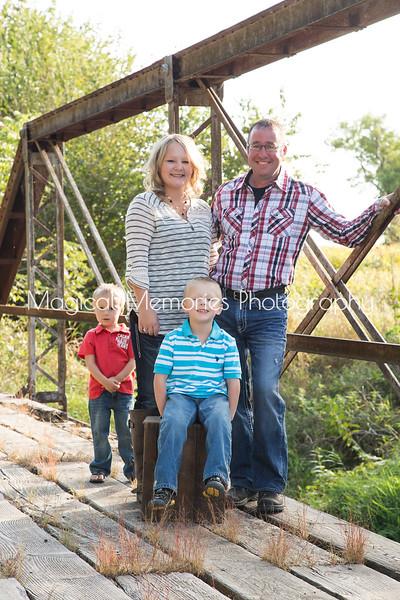 Bobbi Barber Family