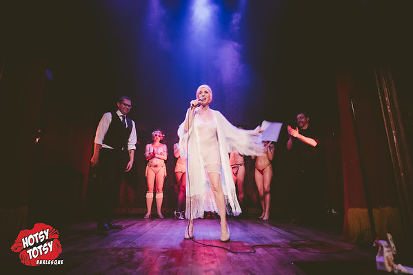 A Hotsy Totsy Burlesque tribute to Downton Abbey