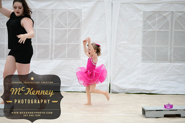 4. Pretty Ballerina's