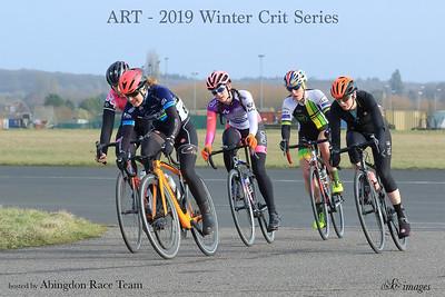 ART - 2019 Winter Crit Series