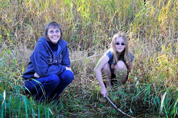 Pat & Hannah Fall 2010