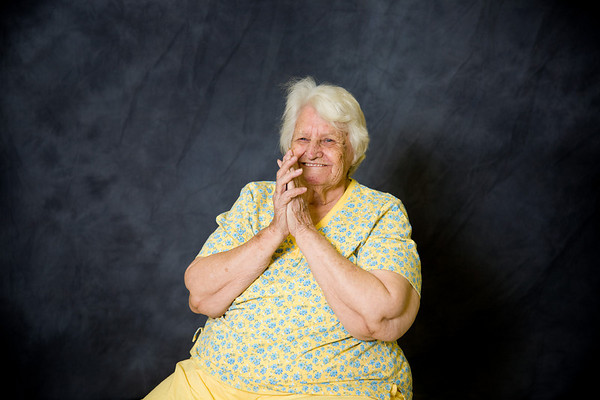 Granny's Birthday 2007