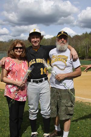 Fallsburg vs. Tri-Valley Baseball