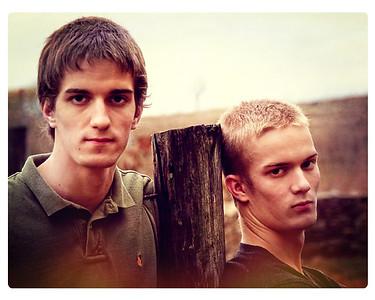 Greg & Josh