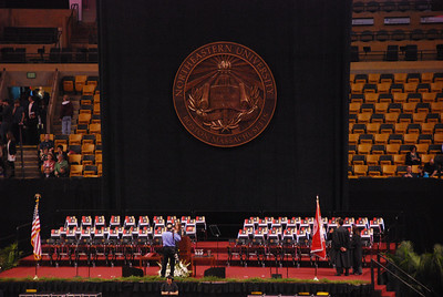 Trav's Graduation from Northeastern