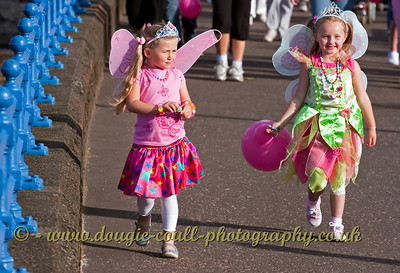 Breast Cancer Care Charity Walk
