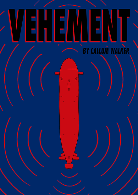 Vehement poster