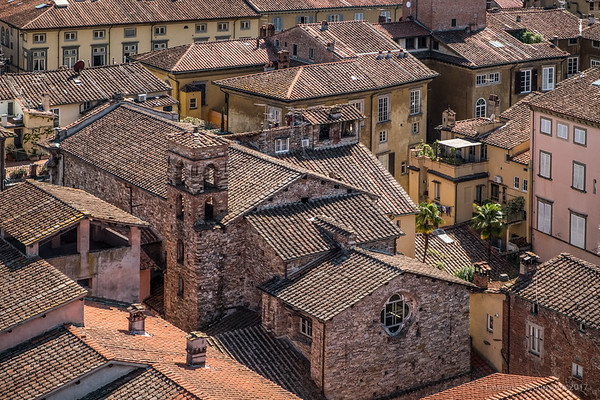 Lucca/Heidelberg
