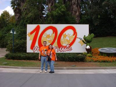Disney & Sea World - October 2001