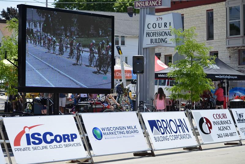 2016 Tour of America's Dairyland, Waukesha Wisconsin USA.