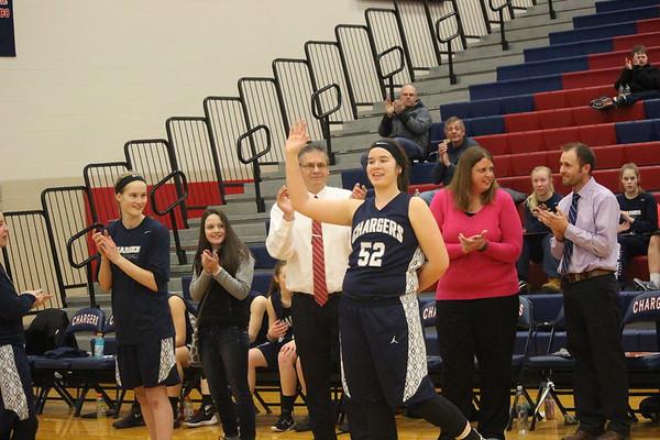 DC girls basketball v. Rockford, 2-14-17
