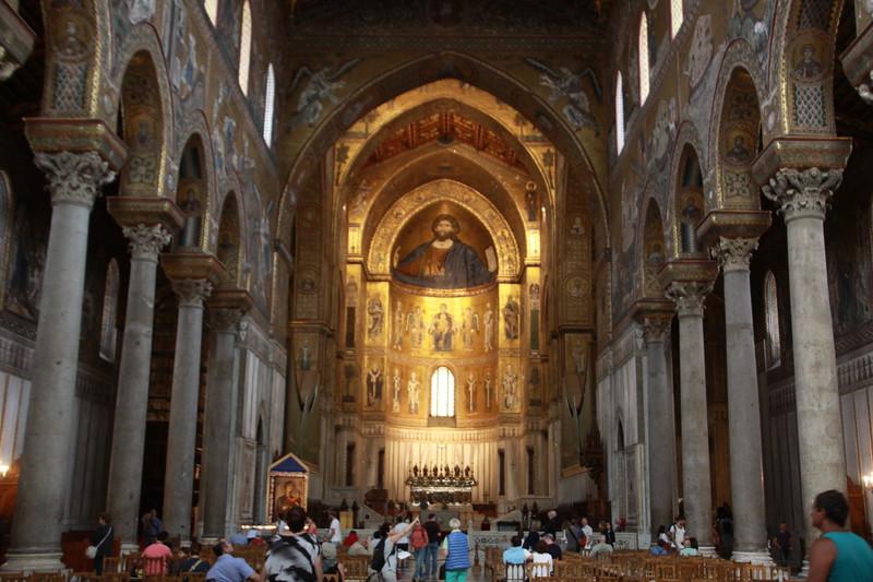 Cattedralle di Monreale (outside Palermo)