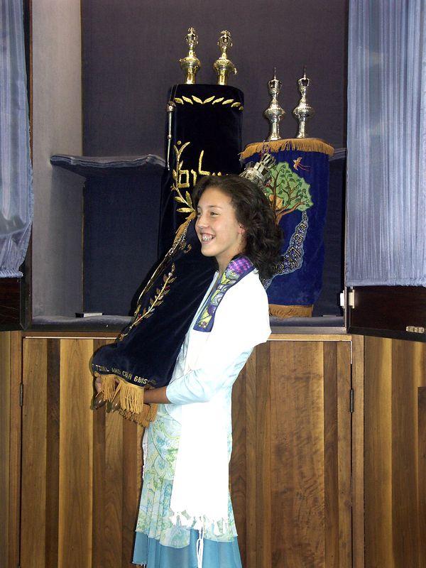 Rachel's Bat Mitzvah 8/6/2005