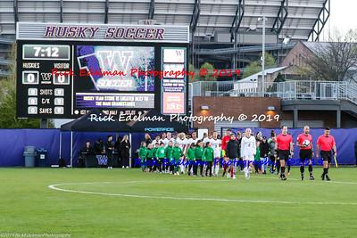 Reign FC vs UW Women's Soccer