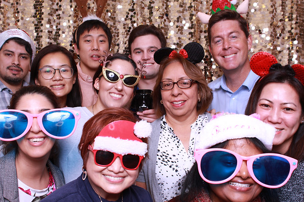 USC ITS Holiday Party