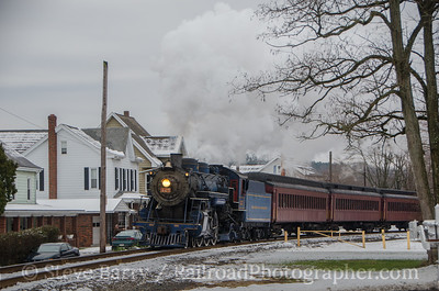 Reading, Blue Mountain & Northern Landingville, Pennsylvania November 30, 2014