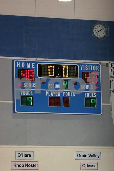 Varsity-Odessa vs Knob Noster 1-26-07
