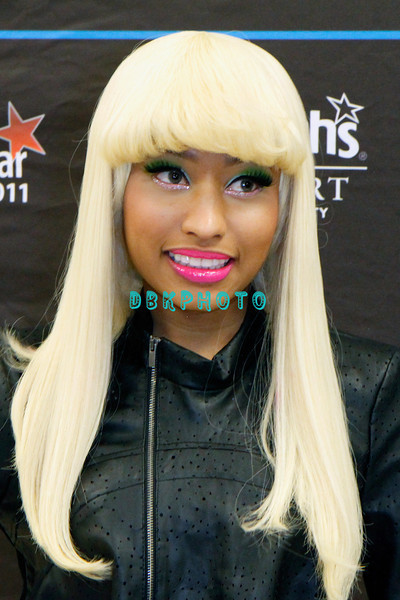 DBKphoto / Nicki Minaj 03/26/2011