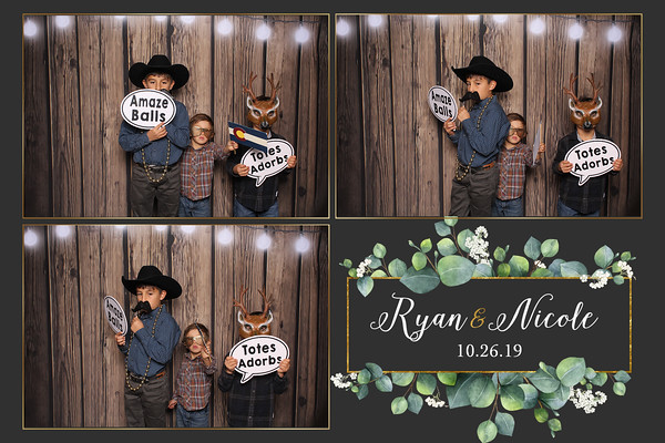 Ryan and Nicole Photostrips