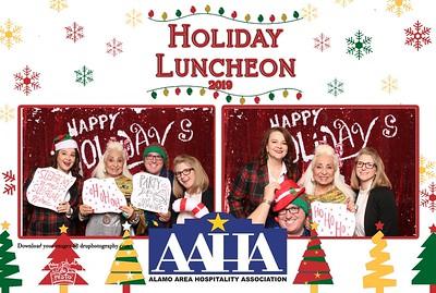 AAHA Hoilday Luncheon