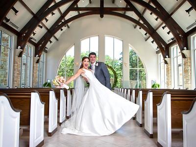 Victoria & Jake wedding at The Bowden