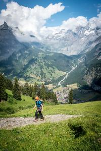 Kandersteg Klettersteig