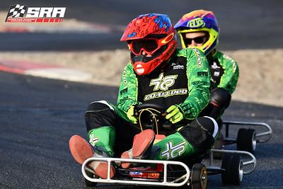 Go Quad Racer # 77 Red